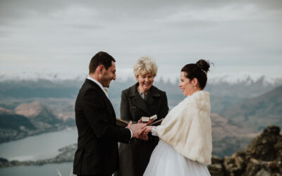 Winter Heli Wedding on Cecil Peak Review